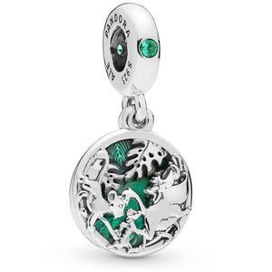 Pandora Disney Simba_ Timon & Pumbaa Dangle Charm